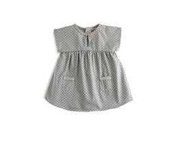 1 + in the family Dress Monica Grey