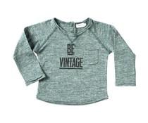Tocotó Vintage T-shirt Be Vintage - Green