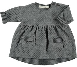 1 + in the family Dress Arlet Black Dots