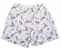 Émile et Ida Swimshort All Over Animaux