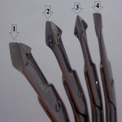 STALENA Pincet-schaar, spits (PH-03)