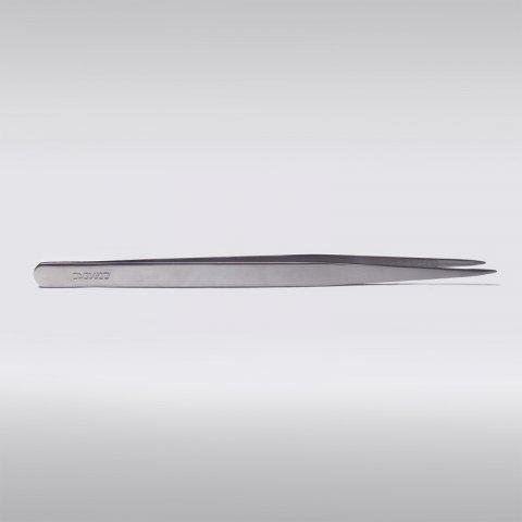STALENA Pince à épiler longue, bout pointue (P-19)