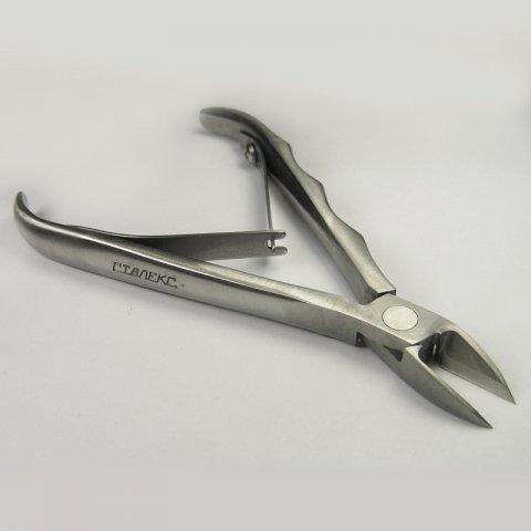 STALENA Nageltang plat - klein met ergonomische handgreep K-10 (N7-64-12)