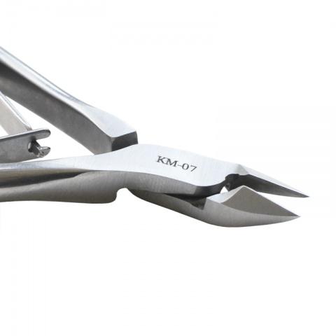 STALENA Pince à peau 7 mm - poignée courte KM-07 (N3-12-08)