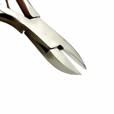 STALENA Pince à ongles plate avec poignée ergonomique K-06 (N7-64-16)