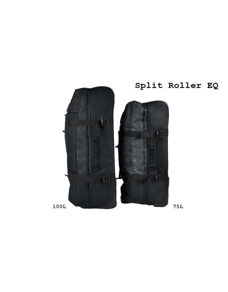 DAKINE Split Roller EQ 75L Black Trolley
