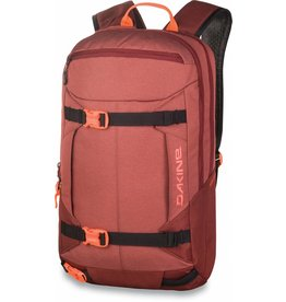 ff0586479e9 DAKINE Women's Mission Pro 18L Burnt Rose Rugzak