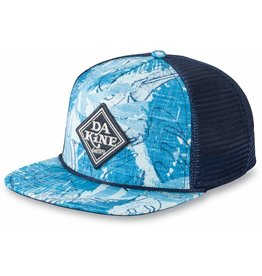 DAKINE Classic Diamond Trucker Washed Palm Pet