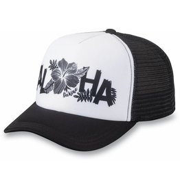 DAKINE Aloha Trucker Black Pet