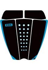 DAKINE John John Florence Pro Pad Black/Blue Tractie Surfboard