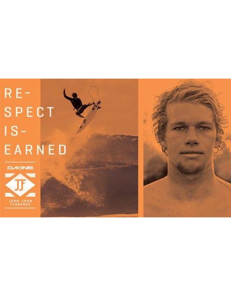 DAKINE John John Florence Pro Pad Black/Orange Tractie Surfboard