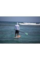 """DAKINE Kainui Team 8'x 1/4"""" Surf Leash Irons Black"""