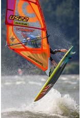 "DAKINE Fixed Line 30"" Windsurf Trapeze Lijn Neonblue"