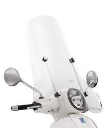 Vespa Origineel Vespa LX Windscherm hoog model (incl. bevestigingset)