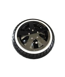 Rimcovers Rimcover Spinner RVS - Vespa LX / LXV / S Standaard