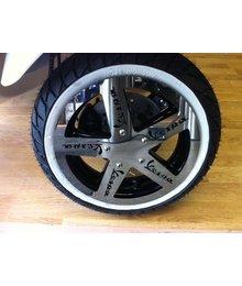 Rimcovers Lifestyle RVS Vespa LX S LXV Spinner