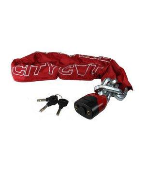 Kettingslot Citycat Lengte120cm ART 4 sterren