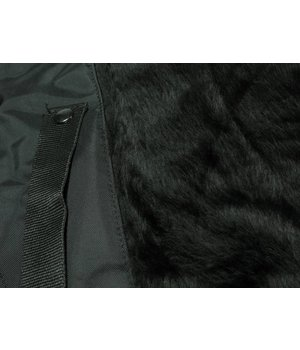 Beenkleed TUCANO URBANO Zwart Vespa LX/ LXV/ S