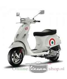 Stickerset Vespa LX / S italiaanse vlag