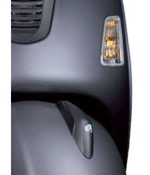 Voorspatbordsierstrip Carbon Look Vespa GTS