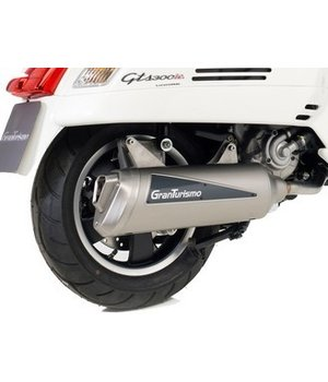 Uitlaat LEOVINCE Granturismo GTS- GTV 250-300