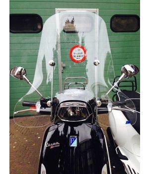 Vespa Sprint windscherm hoog Origineel pasvorm
