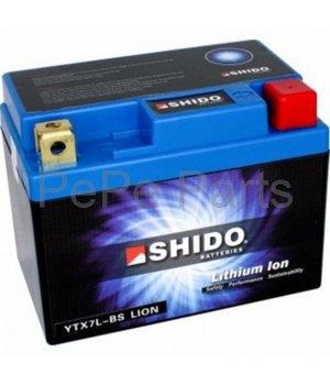 Accu ytx-7lbs lithium ion fly2012 primav sprin shido Universeel