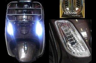 Led voor knipperlichten Audi Look