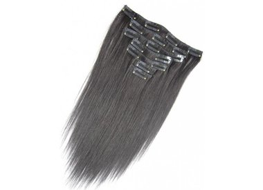 Clip-in hairextensions