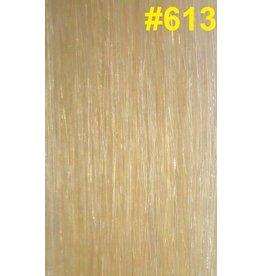 Hair weave #613 Lichtste blond