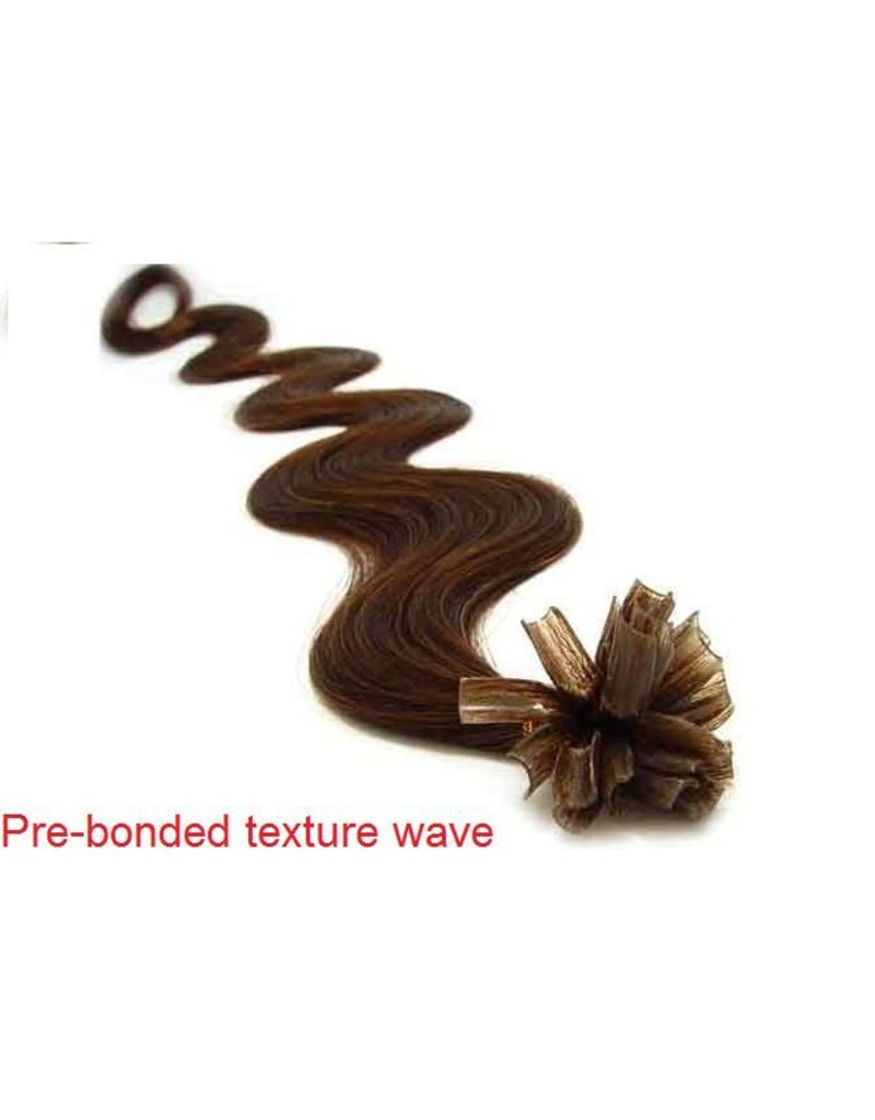 Microring extensions #9 Donker asblond