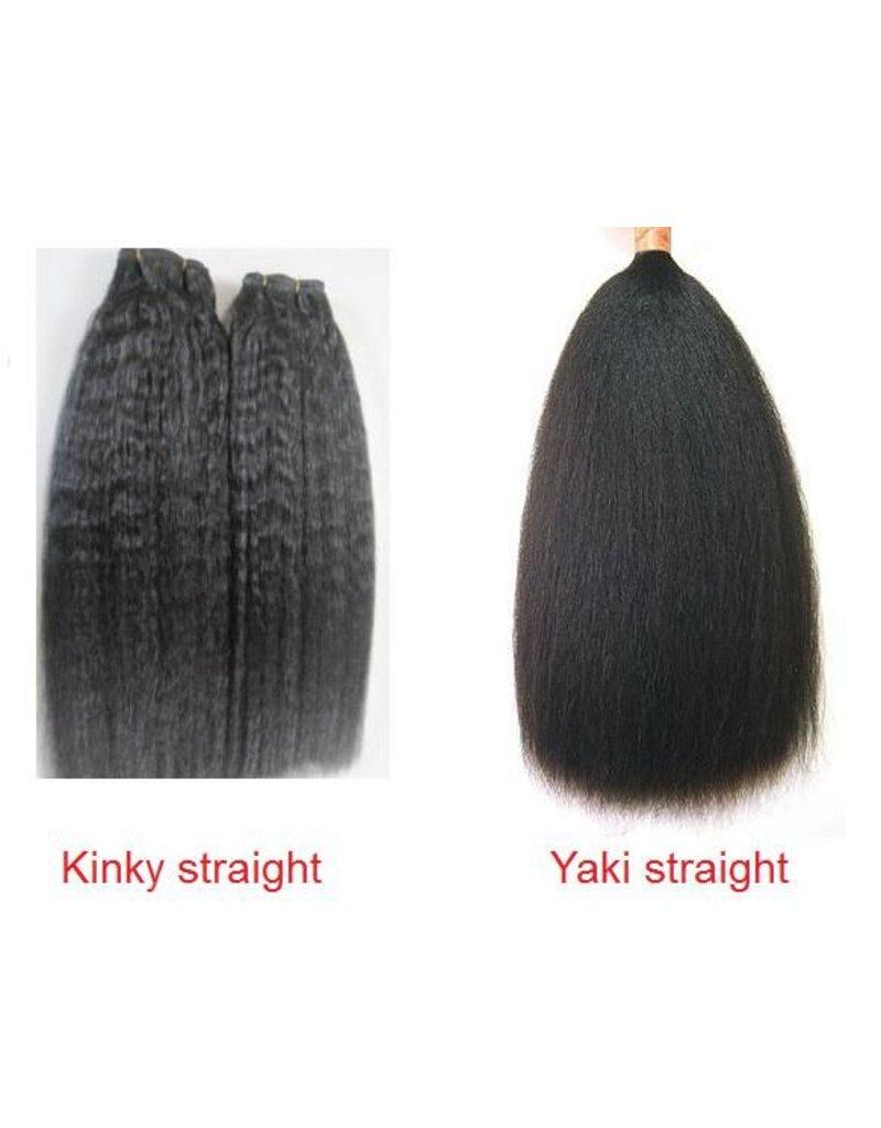 Hair weave #27A Warm honingblond