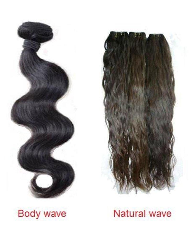 Hair weave #35 Koperrood