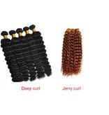 Hair weave #99J Bordeauxrood