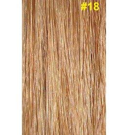 Hair weave #18 Lichtbruin