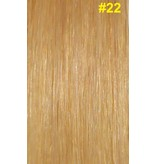 Hair weave #22 Natuurlijk lichtblond