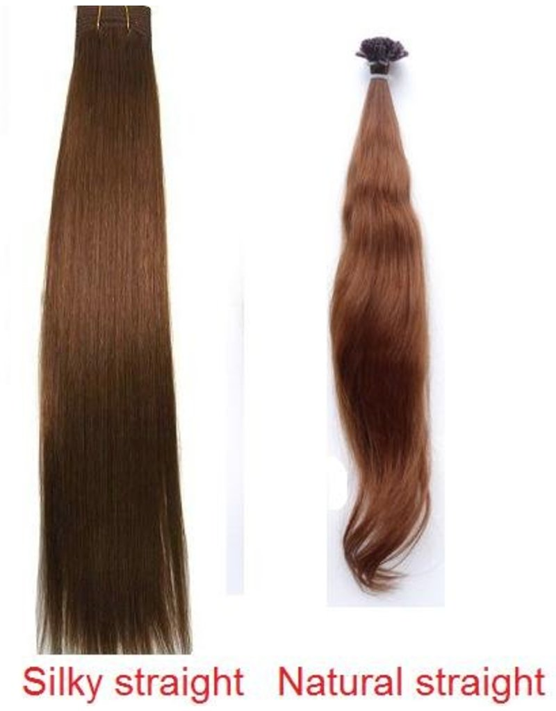 Hair weave #130 Koperbruin