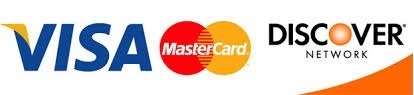 Hairextensions kopen met VISA Master Card Discovery Card