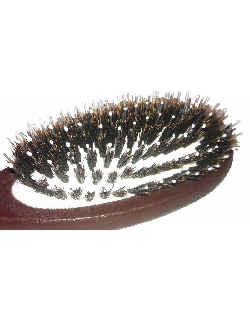 Hairextensions borstel