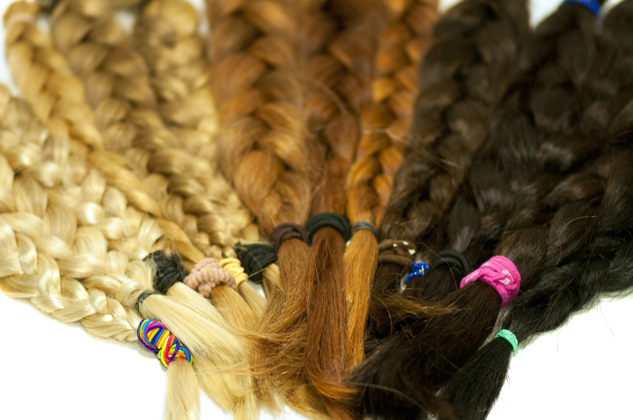 Haarwensen haar doneren vlechten 2