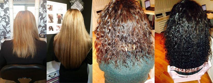 Brazilian hair en extensions