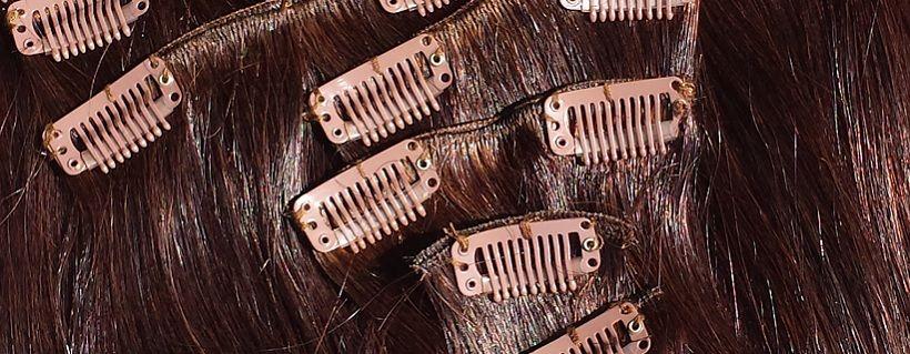 Waarom clip-in hair extensions?