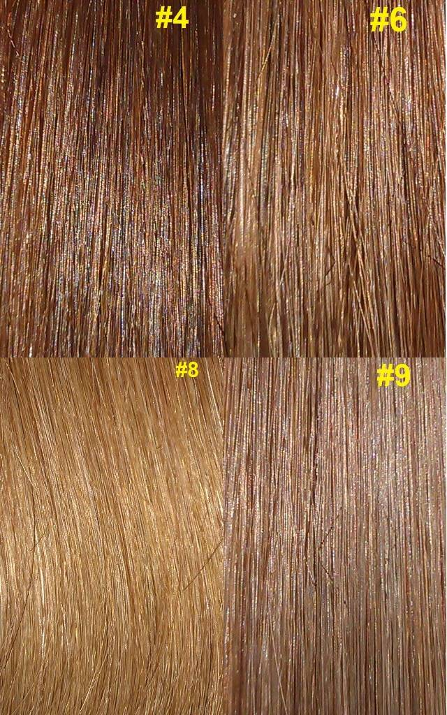 Flat-tip extensions