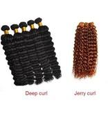 Hair weave #3 Bruin