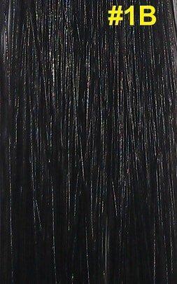 Clip-in extensions #1B Natuurlijk zwart