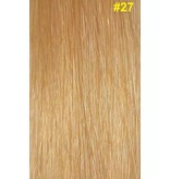 Clip-in extensions #27 Honingblond