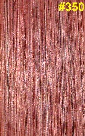 Microring extensions #350 Licht koperrrood