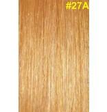 V-tip extensions #27A Warm honingblond