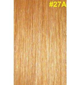 V-tip (wax) extensions #27A Warm honingblond