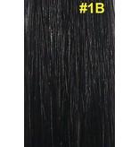 Flat-tip extensions #1B Natuurlijk zwart